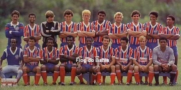 Resultado de imagem para bahia 1988