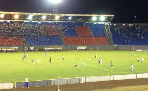 Bahia perde para o Londrina no Paraná