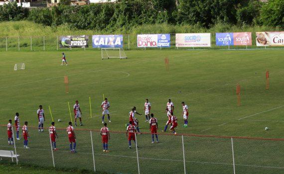 Bahia: Foco tricolor já é no Atlético Mineiro