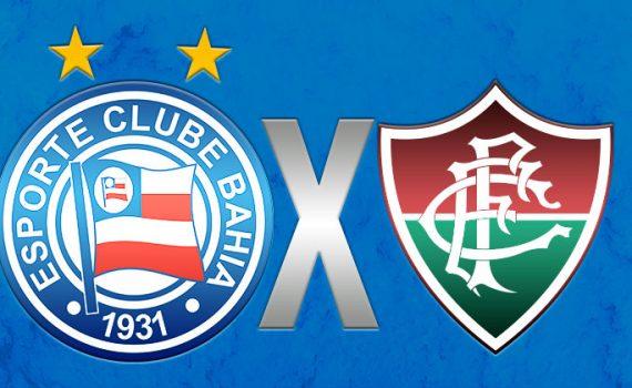 Bahia e Fluminense iniciaram a história dos confrontos em 1945. Com um  amistoso no Campo da Graça em Salvador 0ca751fb4c221