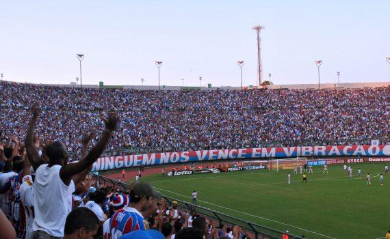 ... compromisso tricolor em casa será excepcionalmente no estádio de  Pituaçu 1a2af77a23790
