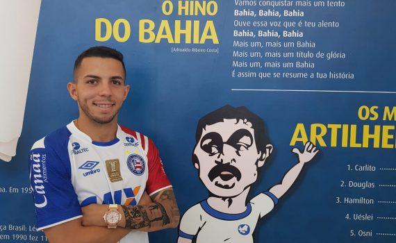 d463896b78 Credenciado para cinco competições profissionais na temporada e agora  incluído no Campeonato Brasileiro de Aspirantes (sub-23)