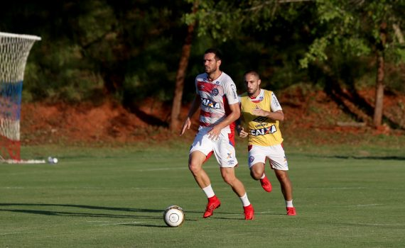 ... o Tricolor encerrou o terceiro dia de trabalho para a final do  Campeonato Baiano. No próximo domingo (8) o Bahia enfrenta o rival Vitória 1ccd1d7400c6c