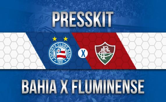 Bahia x Fluminense - Esporte Clube Bahia c98704ae2e639