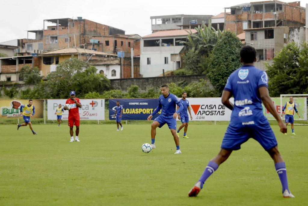 48231381666 1af084f662 k 1024x683 - Bahia encerra preparação para partida contra o Grêmio e segue para Porto Alegre