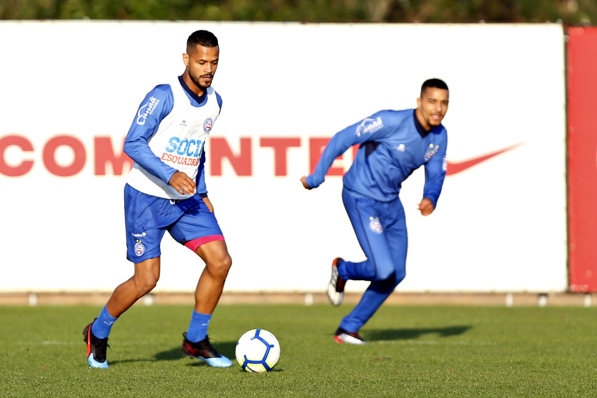 48244433527 3999d30beb k - Bahia fecha preparação para jogo da Copa do Brasil